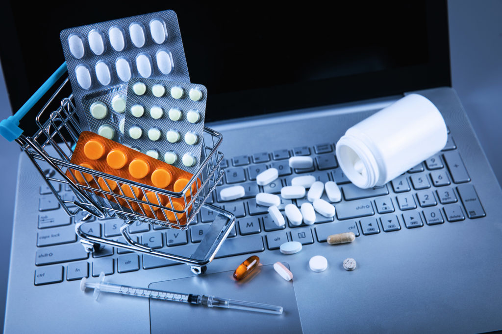 Beware Fake Drugs Being Sold Online